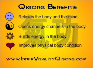 Qigong Benefits