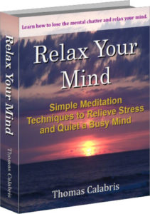 "Book Review ""Relax Your Mind"""