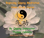 Beginning Qigong Meditation Home Study Kit - Solo Edition